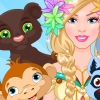 Barbie Jungle Adventure - Barbie Games