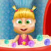 Masha Bubble Bath - Masha Games