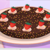 Elsa Cooking Garbanzo Bean Cake - Elsa Cooking Games