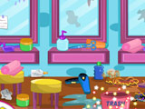 Cleanup Hair Salon - Hair Salon Games
