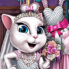 Tom And Angela Wedding - Talking Angela Games