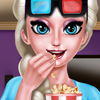 Ice Queen Movie Time - Movie Queen Games