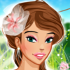 Delicate Princess Wedding Prep - Princess Dressup Games
