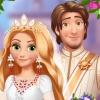 Rapunzel Medieval Wedding - Medieval Wedding Games