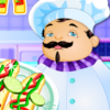 Cooking Mexican Chicken Tortilla - Cooking Games