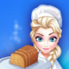 Elsa's Restaurant- Vegetarian Meatloaf - Cooking Games For Girls