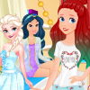 Ariel Moves In With Eric - Ariel Dressup Games