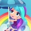 My Over The Rainbow Look - Rainbow Dressup Games