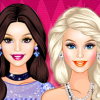 Barbie Pretty In Glitter - Barbie Games