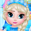Ice Babies Elsa X Abbey - Elsa Fashion Games