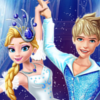 Ellie And Jack Ice Ballet - Ballerina Dressup Games