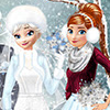 Princess Winter Wedding Ideas - Princess Dressup Games
