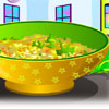 Cooking Bhel Puri -