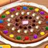 Chocolate Pizza -