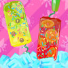 Fruity Ice Blocks -