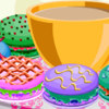 Colorful Macaroons -