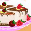 White Chocolate Cheesecake -