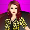 Avril Lavigne Dress Up -