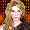 Kesha Popstar Dress Up -