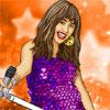Hannah Montana Coloring -