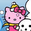 Hello Kitty Coloring -