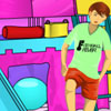Kids Bedroom Coloring -