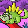 Dino Coloring Book -