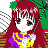 Cute Princess Coloring -