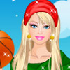 Sporty Barbie -