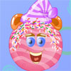 Candy Dressup -
