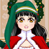 Christmas Doll Dressup -