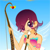 Cupid Girl Dress Up -