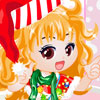 Lovely Christmas Doll -