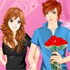 Valentine Dressup -