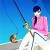 Fishing Girl -