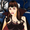 Vampiress Girl Dress Up -