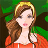 Alice In Wonderland Dressup -