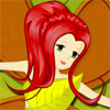 Lovely Autumn Fairy Dress Up -