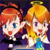 Devil Twins Dressup -