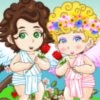 Cupids Kissing Game -