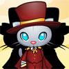 Magician Cat -